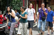 Lượng du khách quốc tế đến Thành phố Hồ Chí Minh tăng 5%