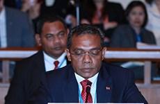 Timor Leste đánh giá cao việc Việt Nam ủng hộ gia nhập ASEAN