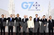 Tăng trưởng kinh tế toàn cầu là chủ đề chính của Hội nghị G7