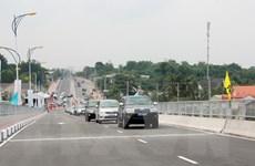 Khánh thành cầu nối Thủ Dầu Một với các vùng di tích chiến khu