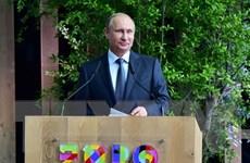 Tổng thống Nga Putin kêu gọi thực thi đầy đủ thỏa thuận Minsk