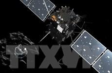 """Thiết bị thăm dò sao chổi Philae của ESA bất ngờ """"tỉnh giấc"""""""