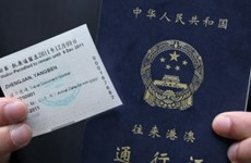 Anh và Bỉ đơn giản hóa thủ tục visa cho người Trung Quốc