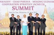 Thủ tướng Nguyễn Tấn Dũng dự Hội nghị cấp cao ACMECS lần 6