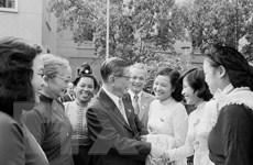 Quê hương Hưng Yên tưởng nhớ cố Tổng bí thư Nguyễn Văn Linh