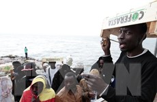 EU lập cơ sở tiếp nhận người di cư ở các quốc gia tuyến đầu