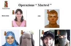 Italy bắt 10 phần tử tình nghi khủng bố trong hai gia đình