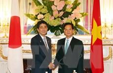 Nhật Bản cam kết dành ODA ở mức cao để Việt Nam phát triển