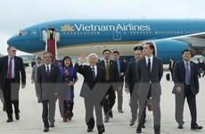 Chuyến thăm của Tổng Bí thư mở ra chương mới quan hệ Việt Nam-Hoa Kỳ