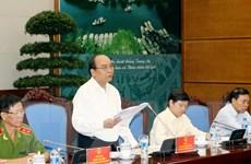Phó Thủ tướng: Bảo vệ tuyệt đối an toàn đại hội Đảng các cấp