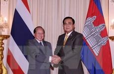 Campuchia và Thái Lan thúc đẩy quan hệ hợp tác song phương