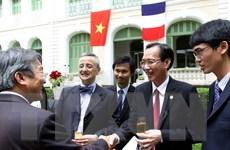 Chiêu đãi nhân kỷ niệm 226 năm Quốc khánh Pháp tại Hà Nội
