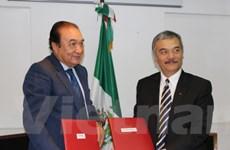 Tăng cường hợp tác giữa TTXVN và Thông tấn nhà nước Mexico