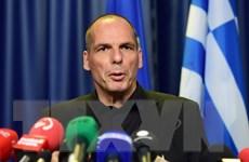 """Kế hoạch Grexit """"động trời"""" của cựu Bộ trưởng Hy Lạp Varoufakis"""