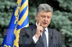 Ông Poroshenko yêu cầu Phương Tây cung cấp tên lửa chống tăng