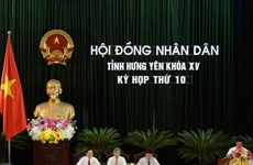 Ông Nguyễn Duy Hưng được bầu làm Phó Chủ tịch UBND Hưng Yên