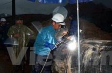 """Ngày 5/8 tới, các hộ dân ở Quảng Ninh hết """"khát"""" nước sạch"""