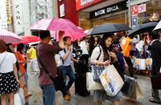 Nhật Bản tiếp tục mở rộng cửa hàng miễn thuế cho du khách