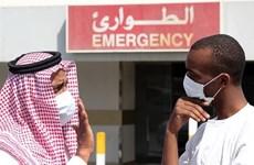 Số lượng ca nhiễm dịch MERS gia tăng mạnh ở Saudi Arabia