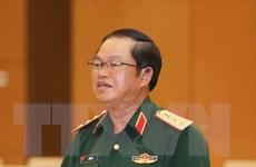 Đoàn cấp cao Quân đội nhân dân Việt Nam thăm chính thức Lào