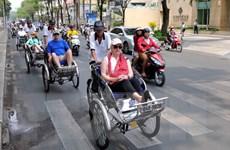Du khách quốc tế đến Việt Nam trong tháng Tám tăng mạnh
