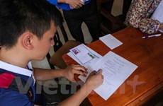 Trượt đại học do cộng nhầm điểm ưu tiên được đăng ký lại NV1