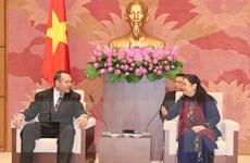 Phó Chủ tịch Quốc hội tiếp Đoàn đại biểu Đảng Cộng sản Cuba