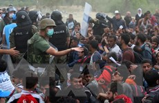 Chủ tịch EU cảnh báo khủng hoảng người di cư còn kéo dài