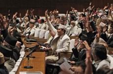Quốc hội Nepal bắt đầu bỏ phiếu về dự thảo hiến pháp mới