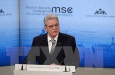 Tổng thống Gauck: Khả năng nhận người di cư của Đức có hạn