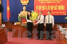 Ông Nguyễn Văn Trì được bầu làm Chủ tịch UBND tỉnh Vĩnh Phúc