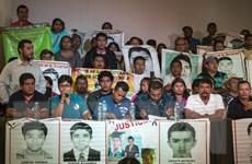 Mexico treo thưởng lớn để có thông tin về vụ 43 người mất tích