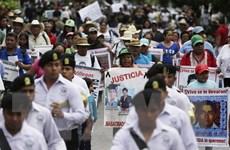 Mexico công khai tài liệu điều tra về vụ 43 sinh viên mất tích
