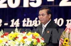 Ông Êban Y Phu được tín nhiệm tái cử làm Bí thư Tỉnh ủy Đắk Lắk