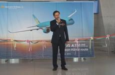Vietnam Airlines đưa Airbus A350 vào khai thác trên tuyến Hà Nội-Seoul