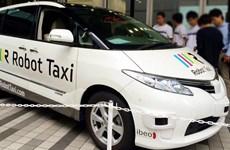 Toyota sẽ giới thiệu dòng xe tự lái dịp Olympic mùa Hè 2020
