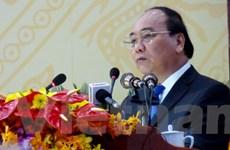 Phó Thủ tướng Nguyễn Xuân Phúc dự Đại hội Đảng bộ Quảng Bình