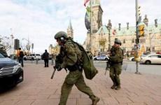 Canada tưởng niệm 1 năm xảy ra vụ nổ súng gần nhà Quốc hội