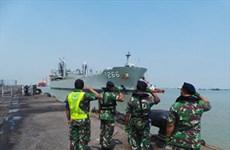 Hải quân Australia-Indonesia tập trận chung trên các vùng biển