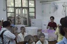 Myanmar: NLD giành toàn bộ 12 ghế Quốc hội ở đợt thông báo đầu tiên