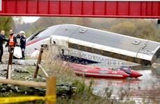 Tai nạn tàu cao tốc tại Pháp làm hơn 40 người thương vong