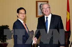 Việt Nam-EU tiếp tục phát triển sâu rộng quan hệ song phương