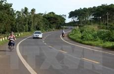 Quốc lộ 1A đoạn qua Bình Định vừa hoàn thành đã bị hư hỏng