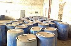 Phú Thọ làm rõ người chịu trách nhiệm về 118 thùng hóa chất