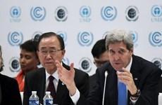Vòng đàm phán quốc tế mới về Syria diễn ra ở New York