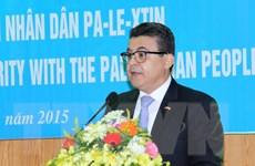 Kỷ niệm Ngày quốc tế Đoàn kết với nhân dân Palestine ở Hà Nội