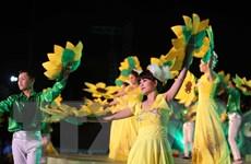 500.000 lượt du khách đến Festival hoa Đà Lạt lần thứ VI