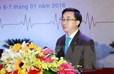 Gần 340 đại biểu dự Đại hội lần III Hội Thầy thuốc trẻ Việt Nam