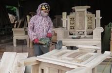 Năm 2015, kim ngạch xuất khẩu đồ gỗ Đồng Nai đạt 1,2 tỷ USD
