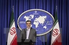 Iran: Lệnh trừng phạt của Mỹ về vụ tên lửa đạn đạo là bất hợp pháp